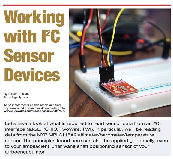 i2c – Technologic Systems Blog